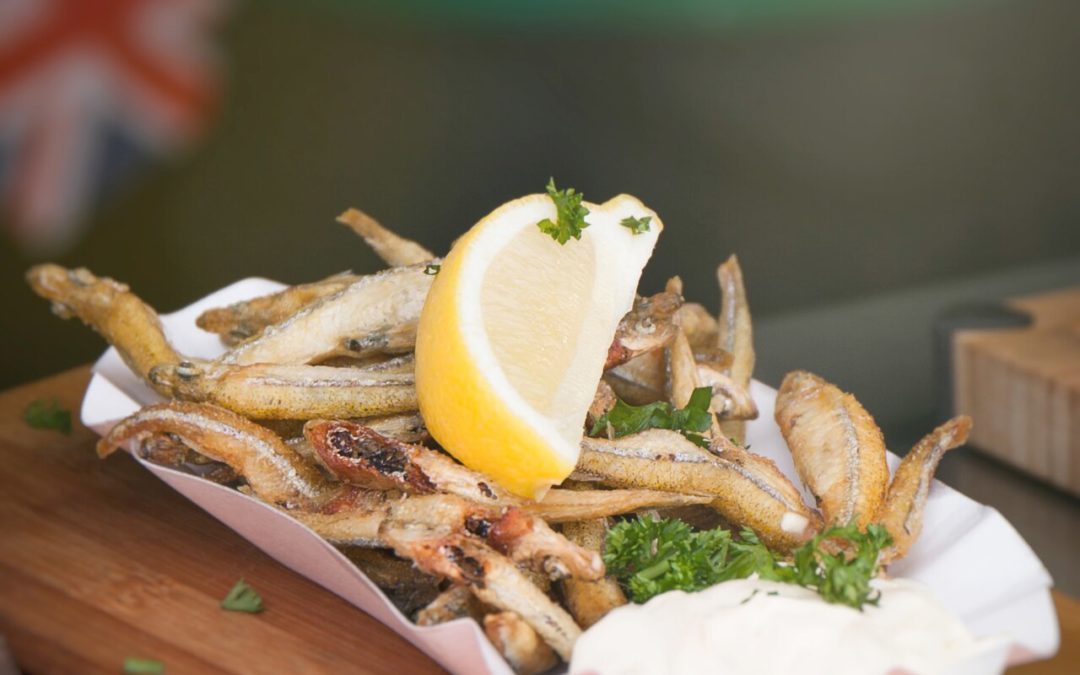 ​Anchovies Health Benefits