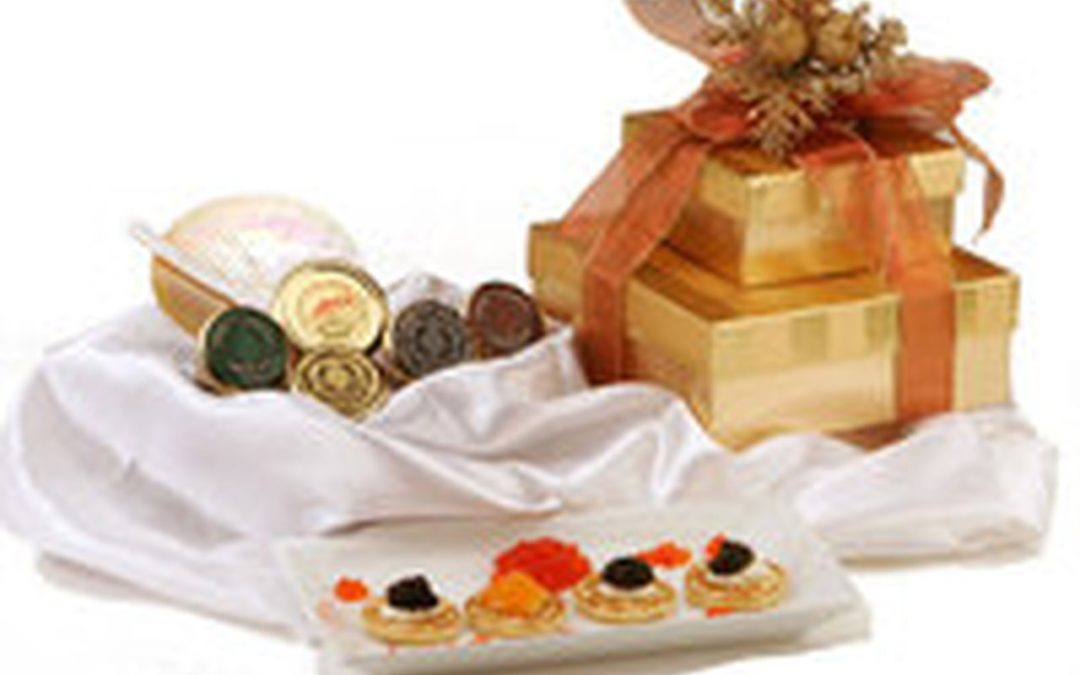 Why Caviar Baskets Make Great Gifts