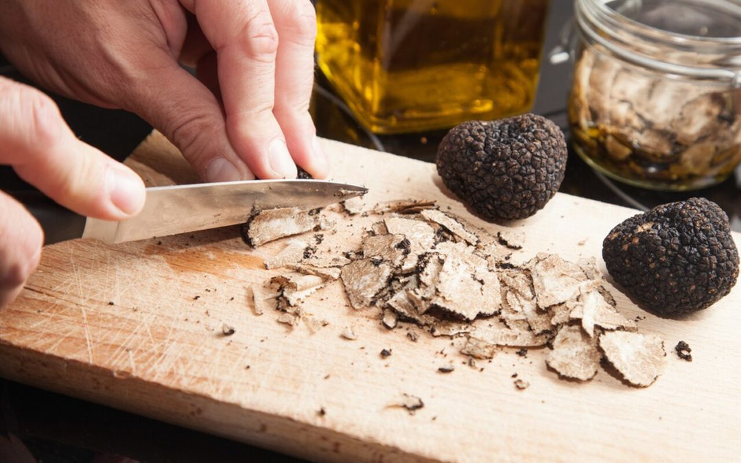 ​Cooking with Truffles