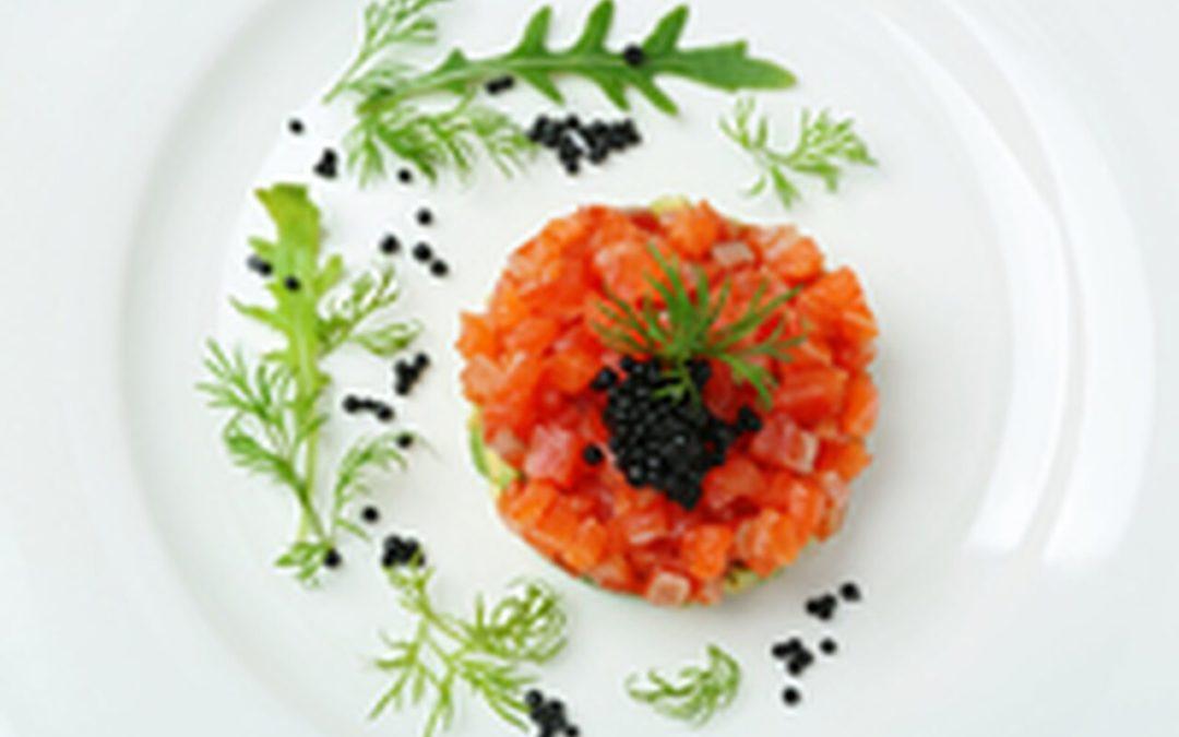 Summer Recipes with Caviar