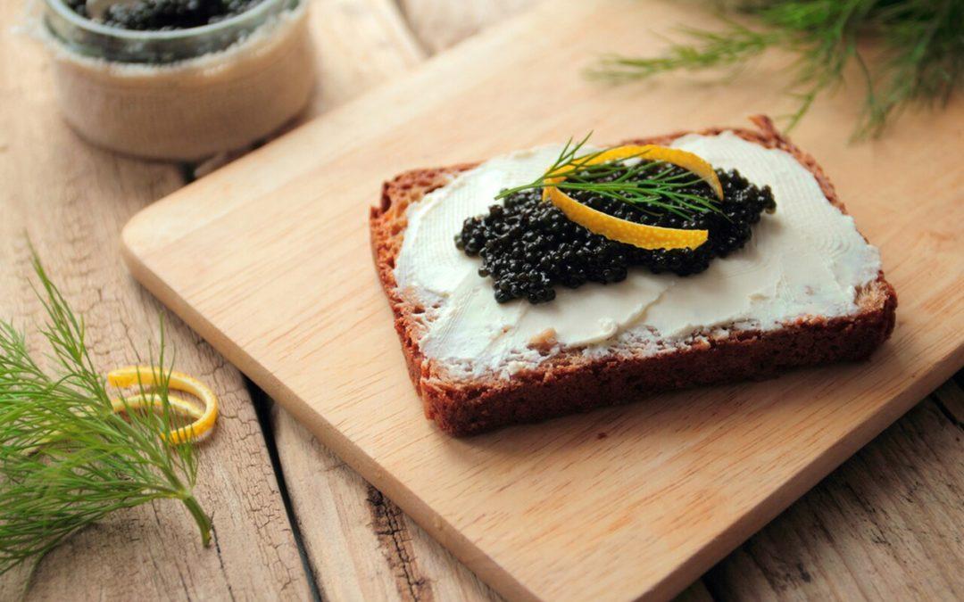 Top 10 Ways to Eat Caviar