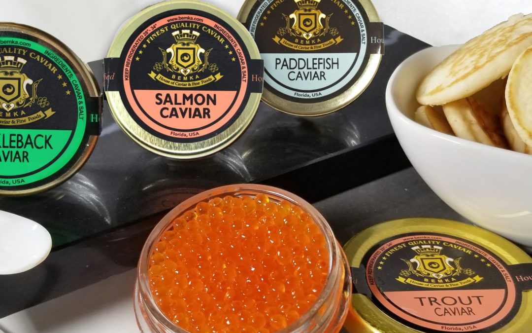 How to order caviar without being a millionaire