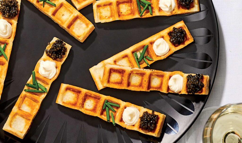 Beginner's guide to Osetra Caviar: All about Osetra Caviar.