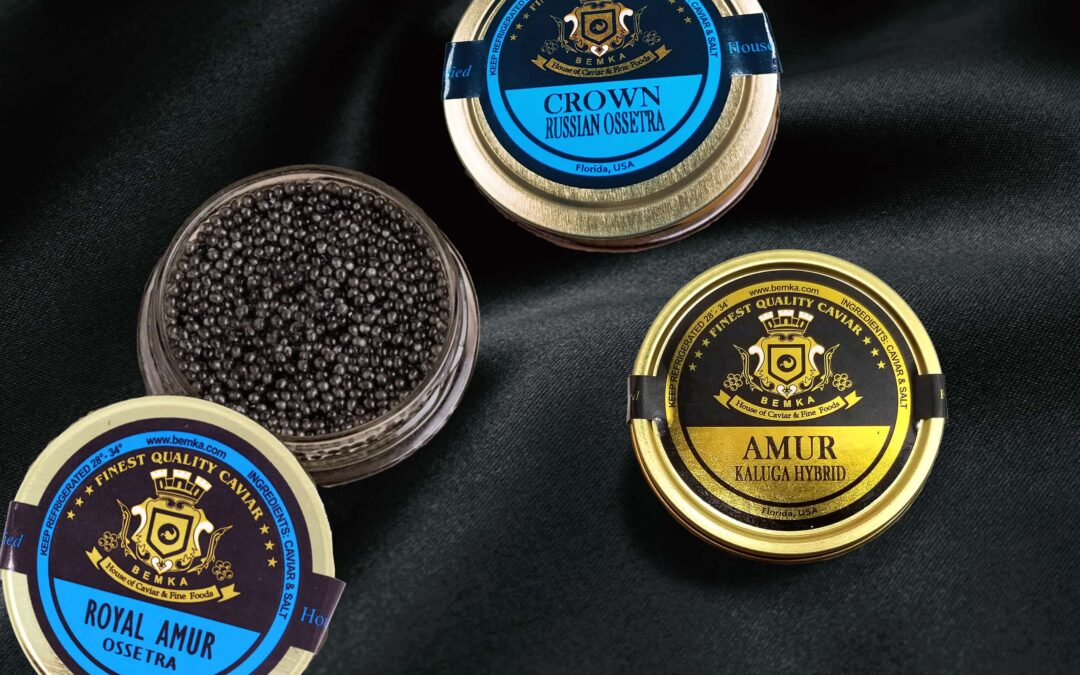 Beginner's guide to Osetra Caviar