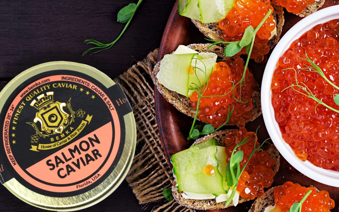 How to prepare Salmon Roe : Recipes ideas for a special meal