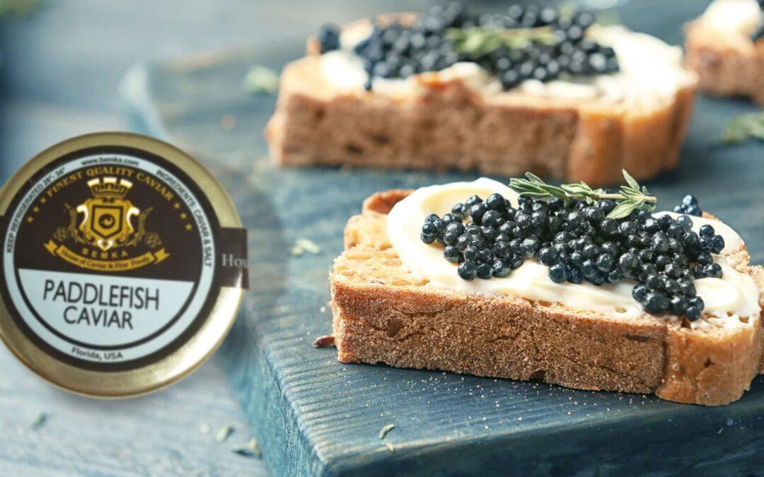 Producing American Paddlefish Caviar