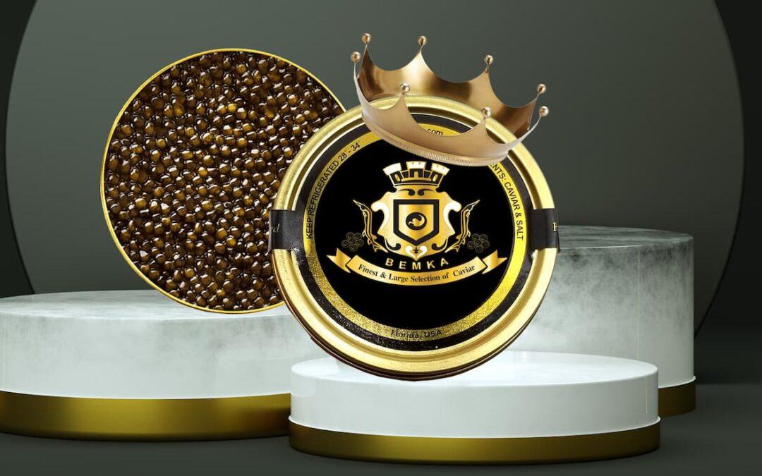 The best Caviar in 2021